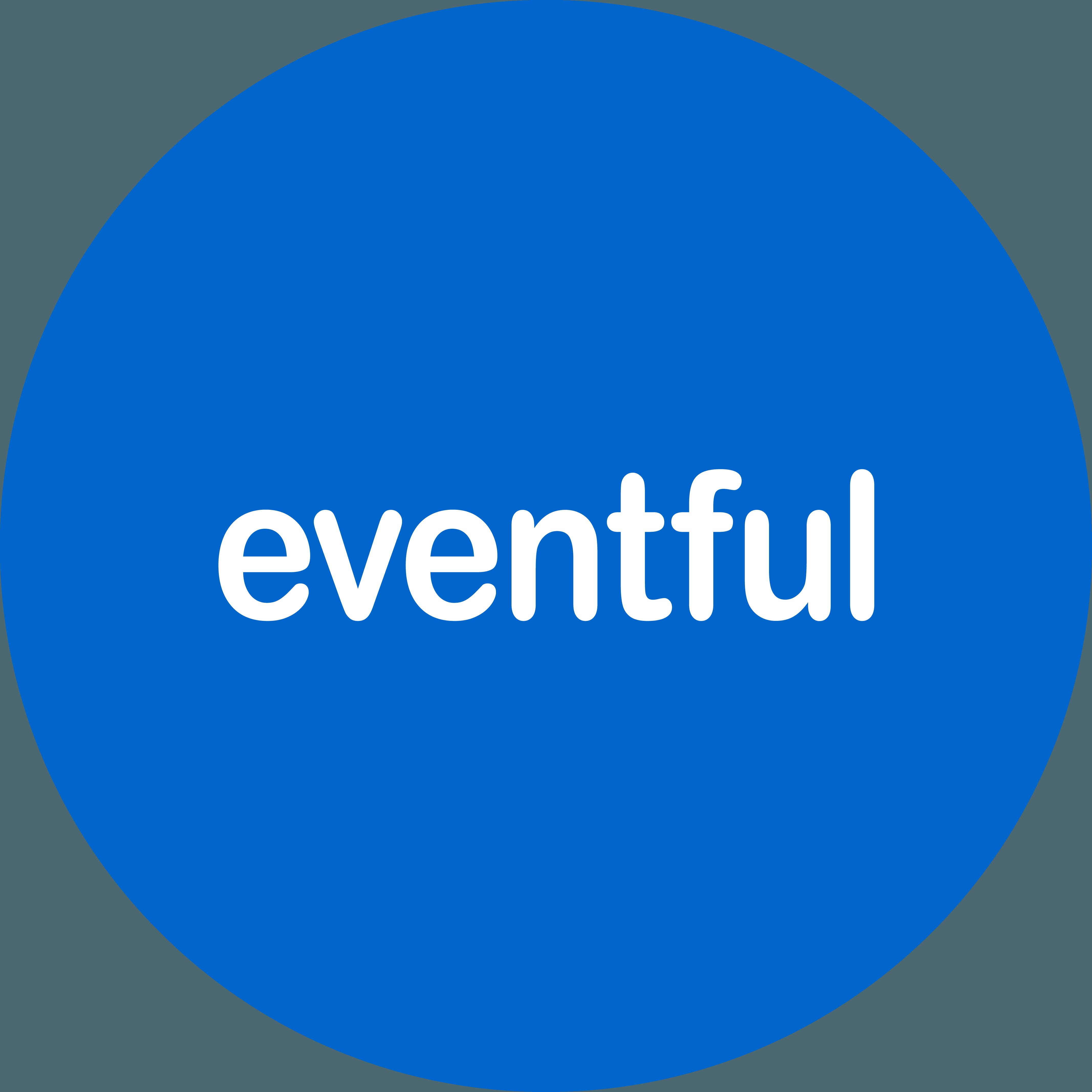 eventful | eventfulにイベント...